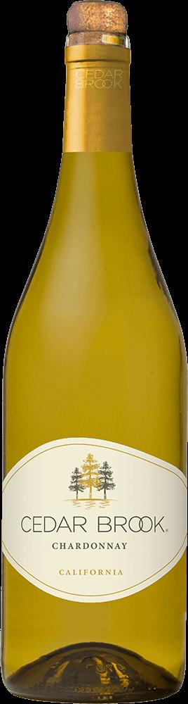 Cedar Brook Chardonnay Bottleshot