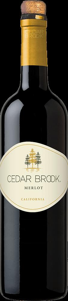 Cedar Brook Merlot Bottleshot