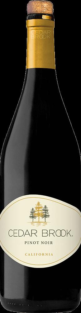 Cedar Brook Pinot Noir Bottleshot