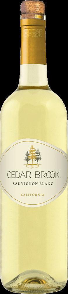 Cedar Brook Sauvignon Blanc Bottleshot