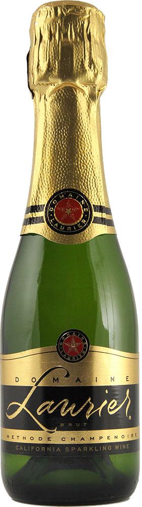 Domaine Laurier Brut Sparkling Bottle Shot