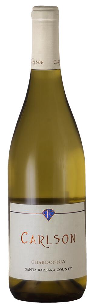 Carlson Chardonnay Bottle Shot