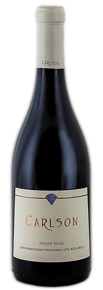 Carlson Pinot Noir Bottle Shot