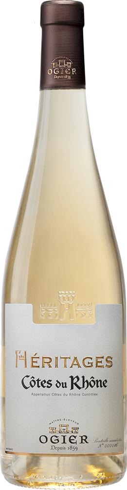 Heritages Blanc Bottle Shot