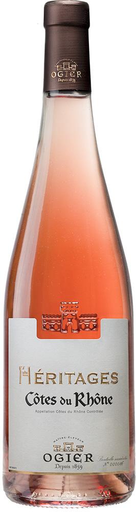 Heritages Rose Bottle Shot