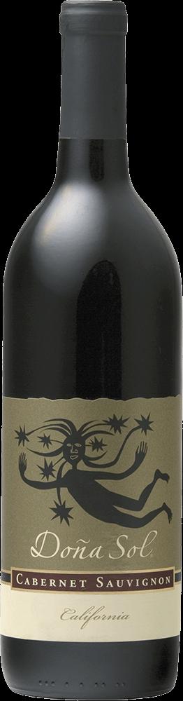 Dona Sol Cabernet Sauvignon Bottleshot