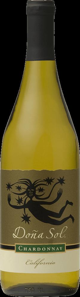 Dona Sol Chardonnay Bottleshot