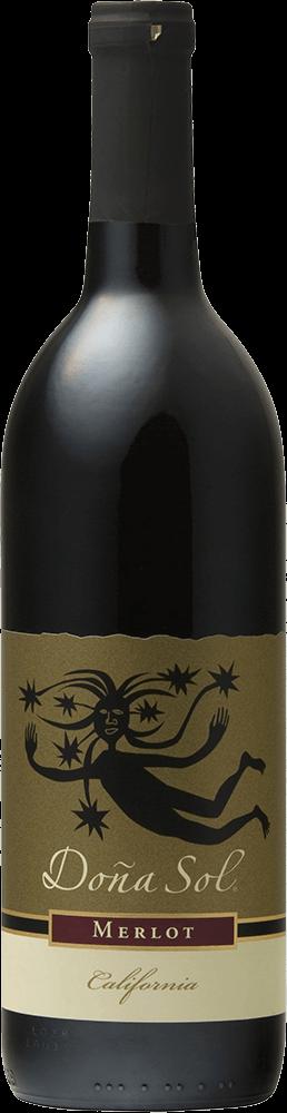 Dona Sol Merlot Bottleshot