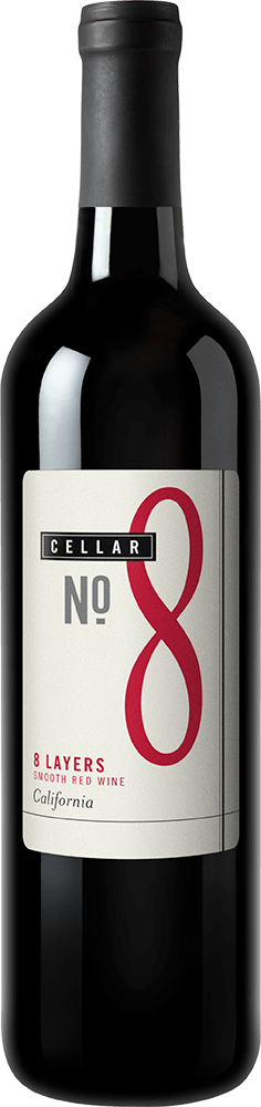 Cellar #8 8 Layers Red Bottleshot