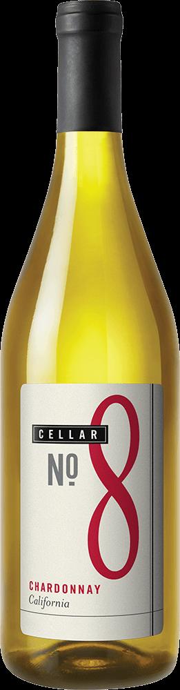Cellar #8 Chardonnay Bottleshot