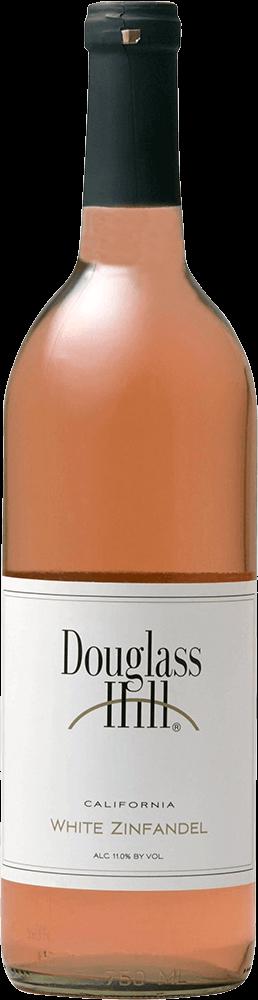 Douglass Hill White Zinfandel Bottleshot