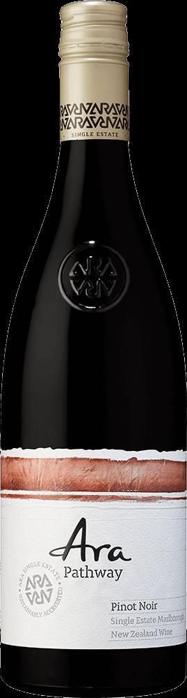 Ara Pathway Pinot Noir Bottleshot