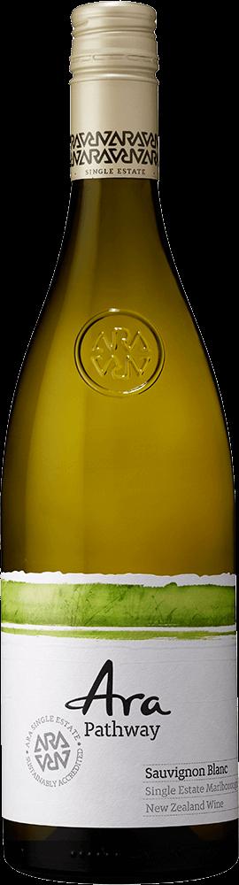 Ara Pathway Sauvignon Blanc Bottleshot