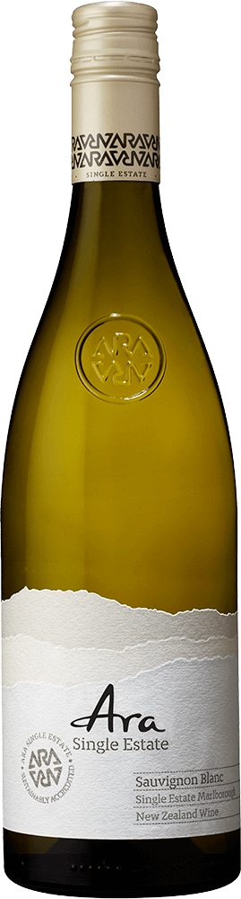 Ara Single Estate Sauvignon Blanc Bottleshot