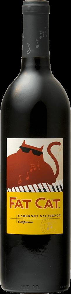 Fat Cat Cabernet Sauvignon Bottleshot