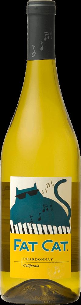 Fat Cat Chardonnay Bottleshot