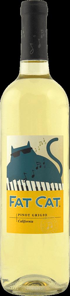 Fat Cat Pinot Grigio Bottleshot