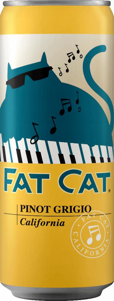 Fat Cat Pinot Grigio Can