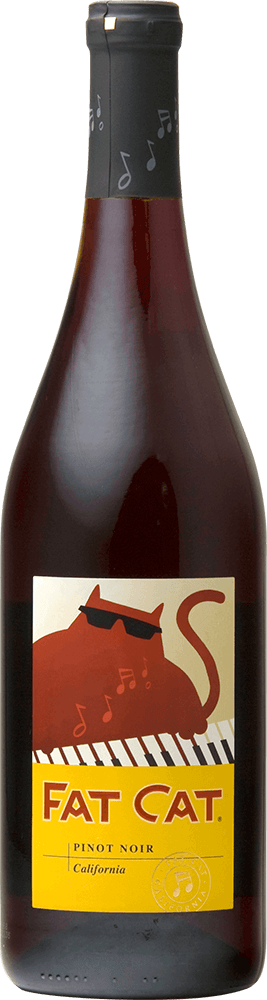 Fat Cat Pinot Noir Bottleshot