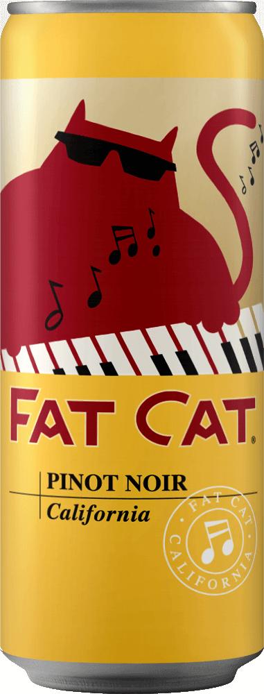 Fat Cat Pinot Noir Can