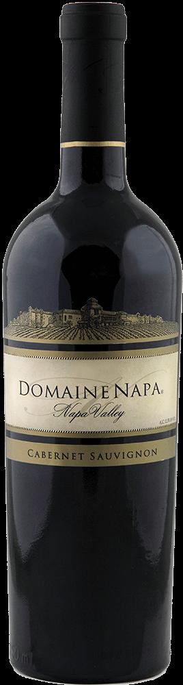 Domaine Napa Cabernet Sauvignon Bottleshot