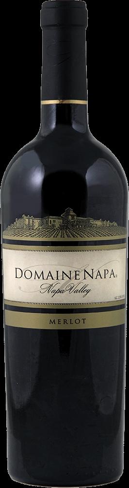 Domaine Napa Merlot Bottleshot