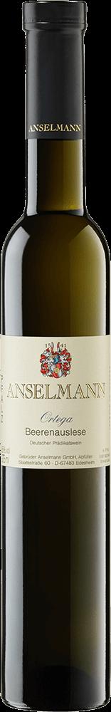 Anselmann Ortega Beerenauslese Bottleshot