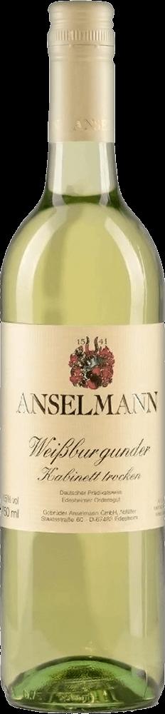 Anselmann Weissburgunder Bottleshot