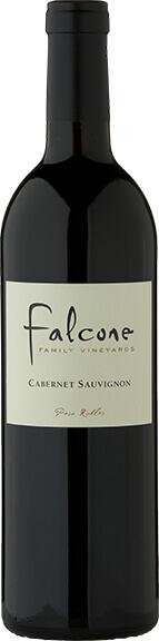 Falcone Family Vineyards Cabernet Sauvignon Bottle Shot
