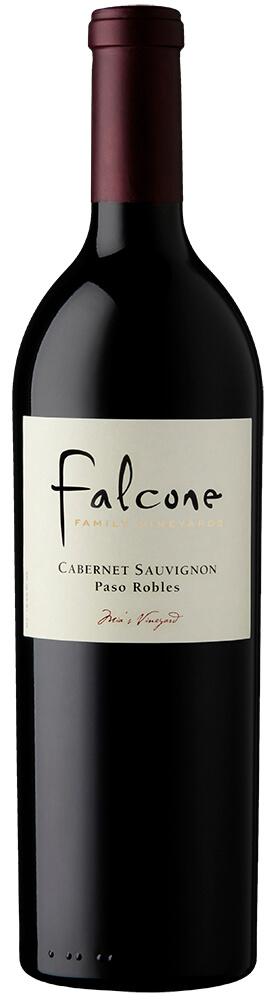 Falcone Family Vineyards Cabernet Sauvignon Mia's Vineyard Bottle Shot