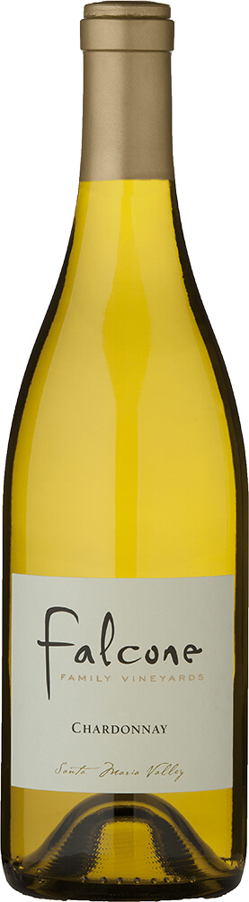 Falcone Family Vineyards Chardonnay Bottle Shot