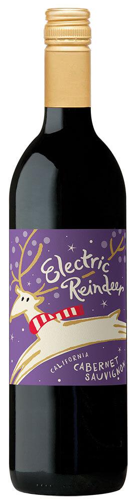 Electric Reindeer Cabernet Sauvignon Bottle Shot