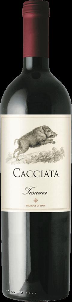 Cacciata Toscana Bottleshot