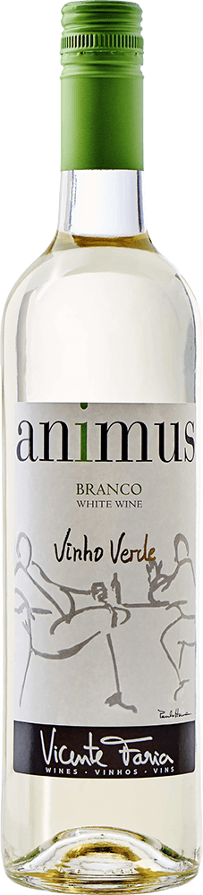 Animus Vinho Verde Bottleshot