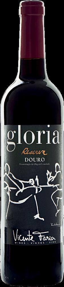Gloria Reserva Douro Bottleshot