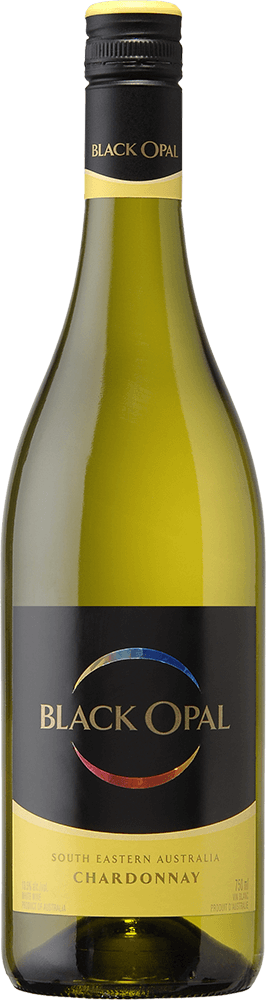 Black Opal Chardonnay Bottleshot