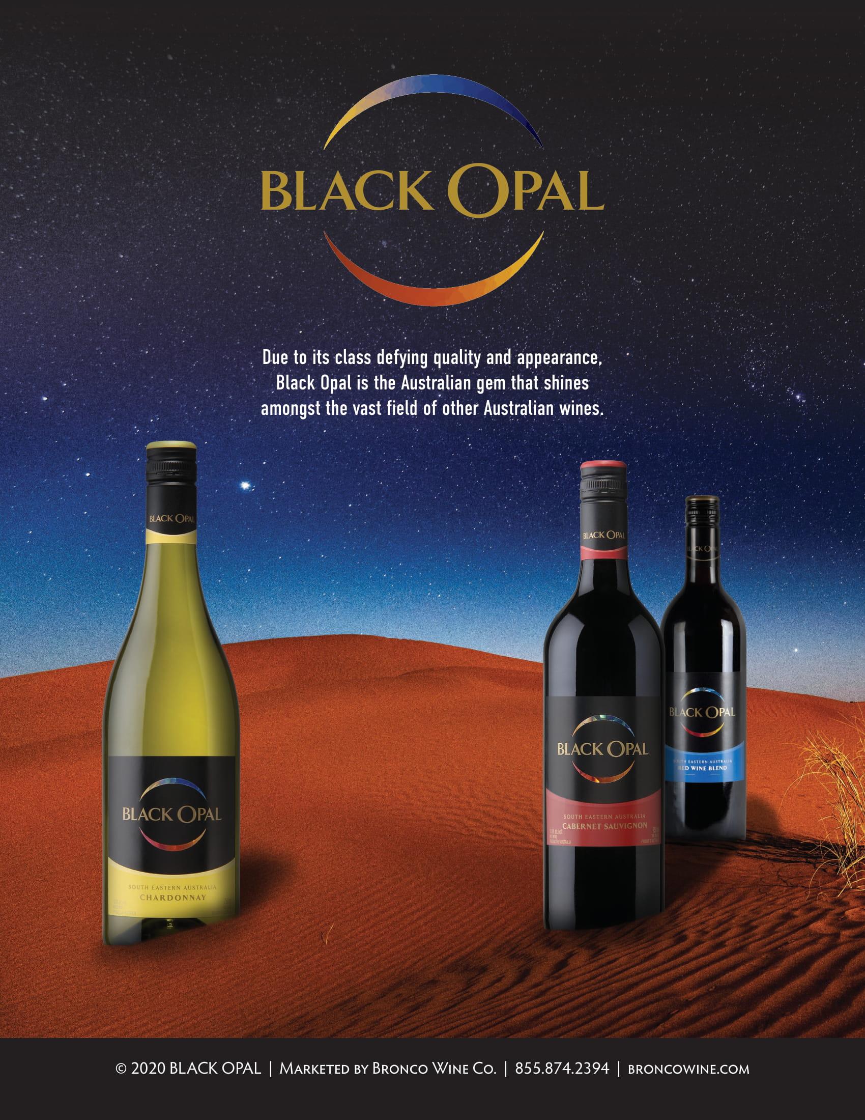 Black Opal Family Sell Sheet