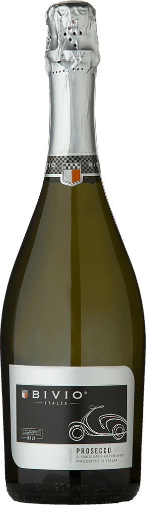Bivio Prosecco Bottleshot