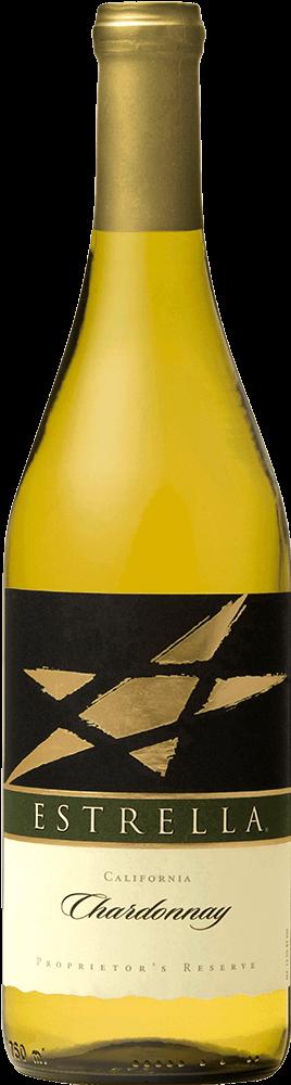 Estrella Chardonnay Bottleshot
