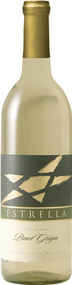 Estrella Pinot Grigio Bottleshot