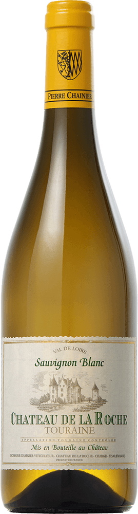 Chateau de la Roche Sauvignon Blanc Touraine Bottle Shot
