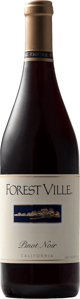 Forest Ville Pinot Noir Bottleshot