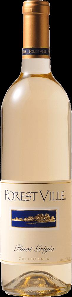 Forest Ville Pinot Grigio Bottleshot