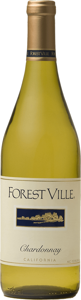 Forest Ville Chardonnay Bottleshot