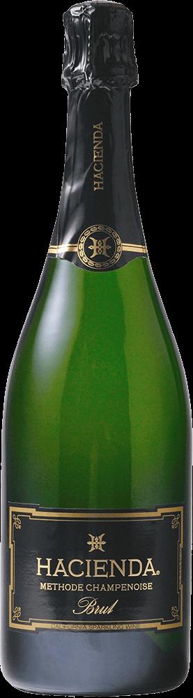 Hacienda Brut Cuvée Sparkling Wine Bottleshot