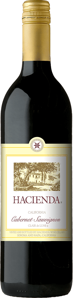 Hacienda Cabernet Sauvignon Bottleshot