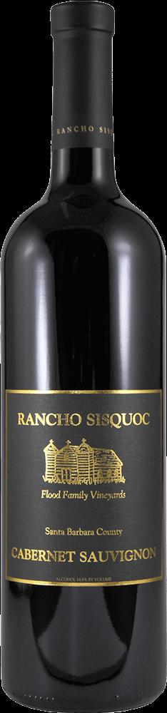 Rancho Sisquoc Cabernet Sauvignon Bottleshot