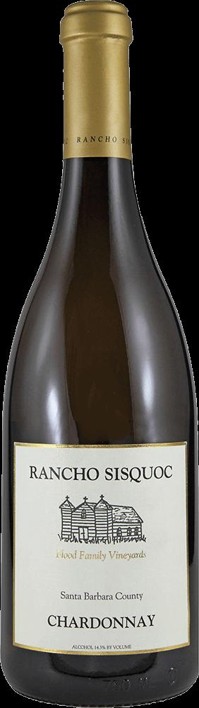 Rancho Sisquoc Chardonnay Bottleshot