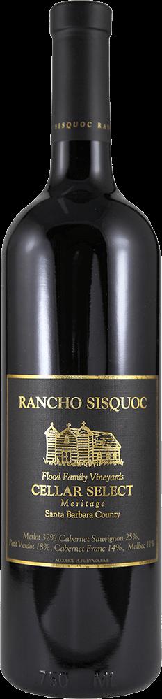 Rancho Sisquoc Meritage Bottleshot