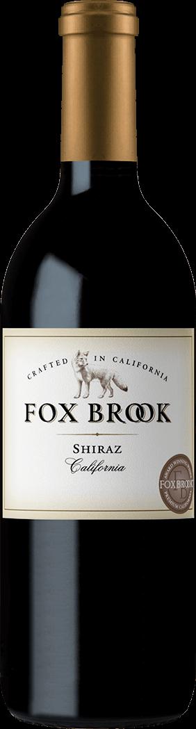Fox Brook Shiraz Bottleshots